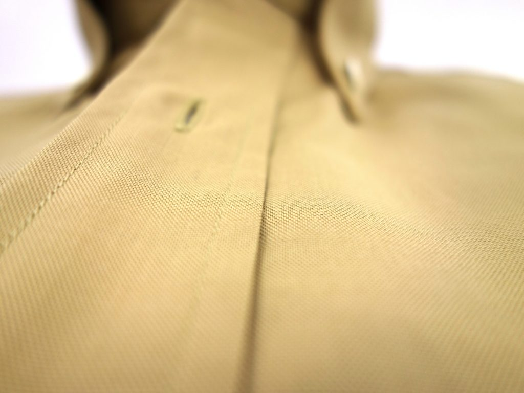 gorge americaine chemise beige CH081993