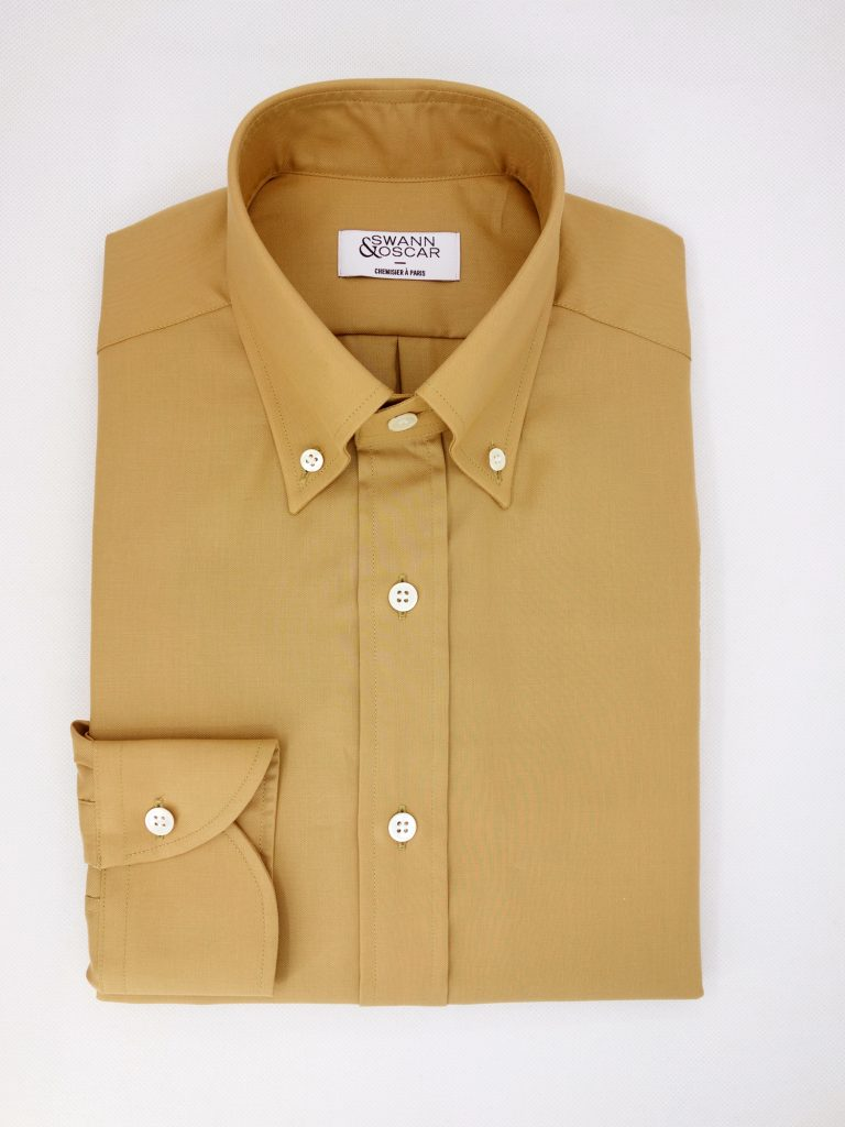 chemise beige CH081993