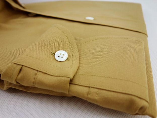 poignet demi lune chemise beige CH081993