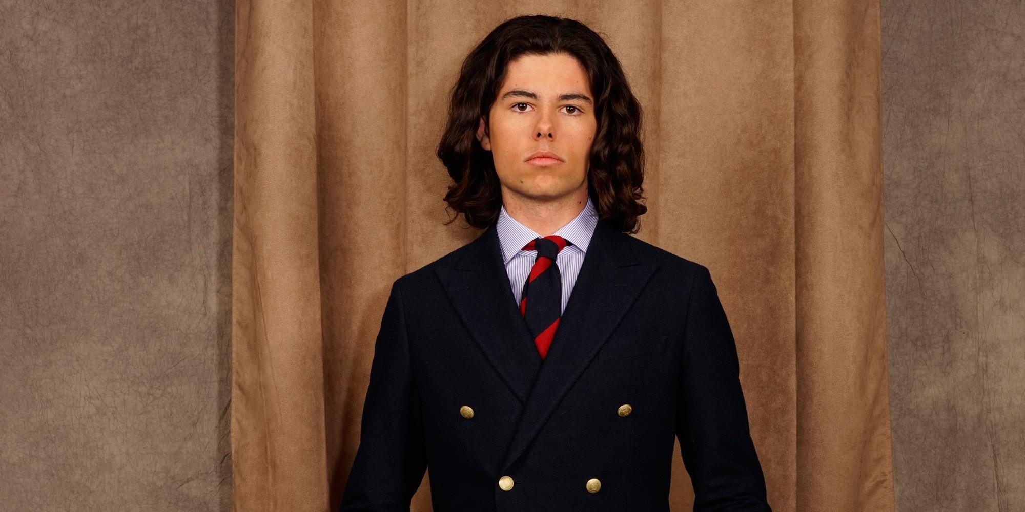 Le blazer Swann