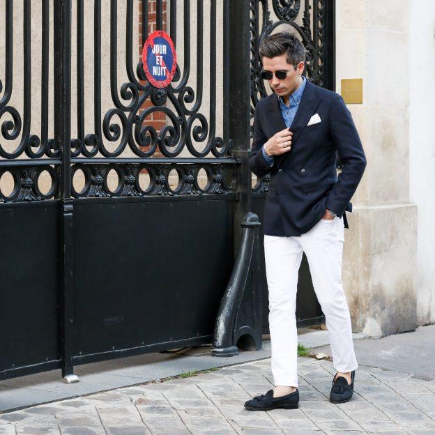look-blazer-bleu-homme