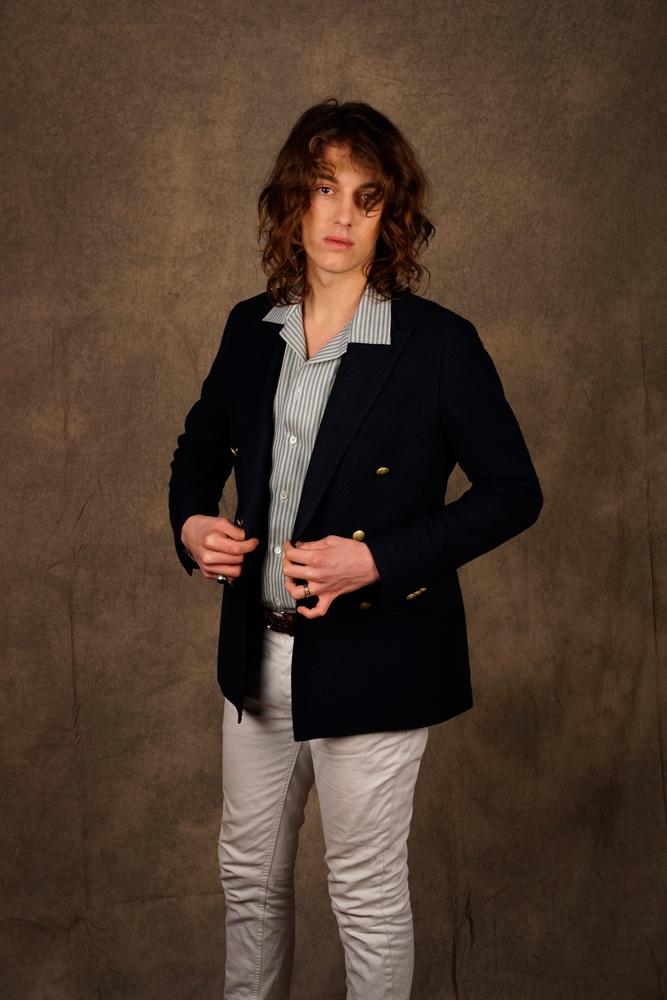 chemise-denim-raye-veste-bleu-marine-1