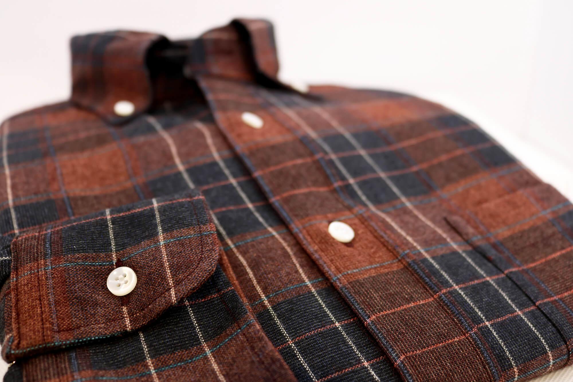 62ba9c55a20ba Tartan, cowboy, highlands… la chemise à carreaux sous toutes ses ...