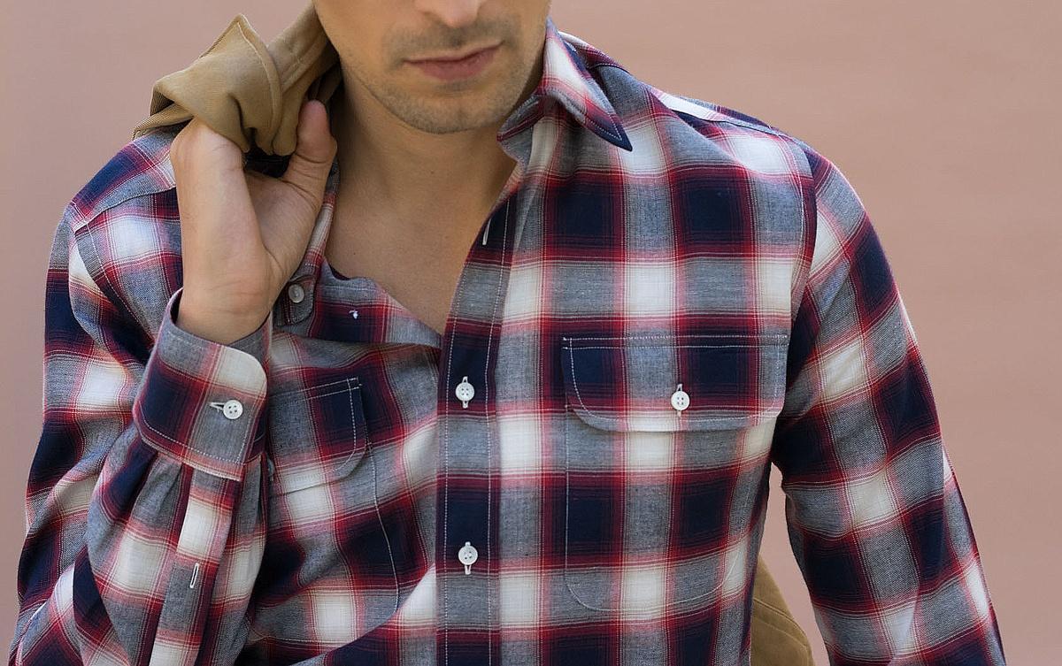 chemise-carreaux-cowboy-rouge-bleu
