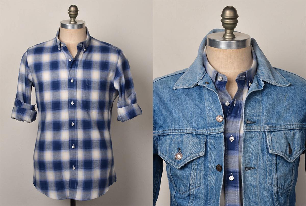 La chemise de Kurt Cobain