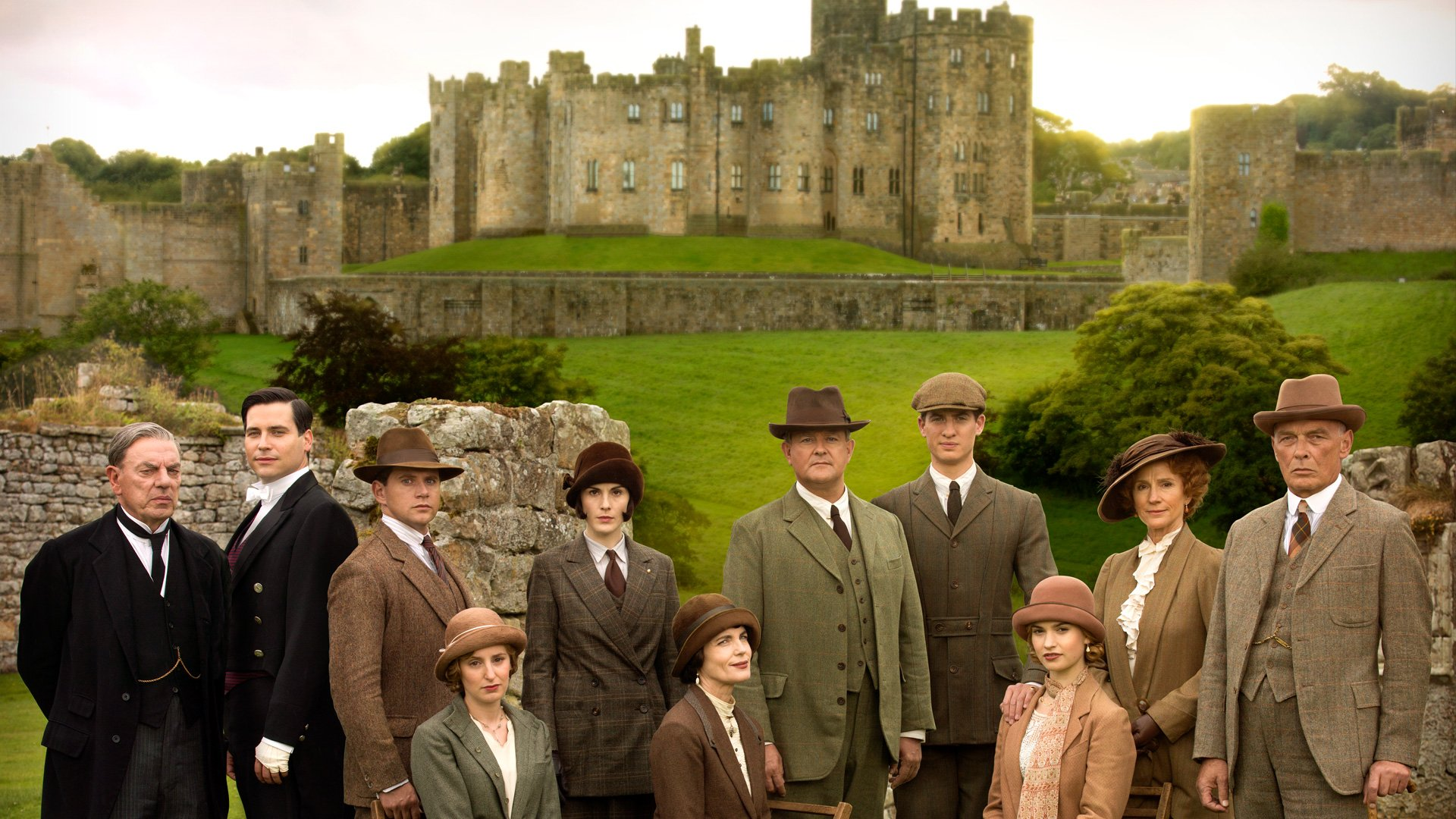 downtown abbey tweed
