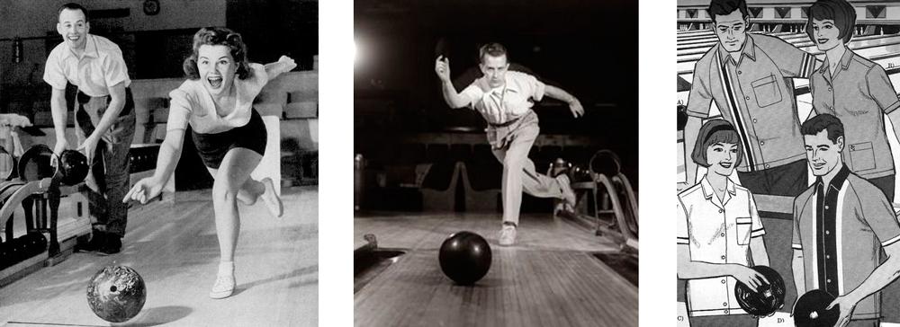 inspirations chemise de bowling
