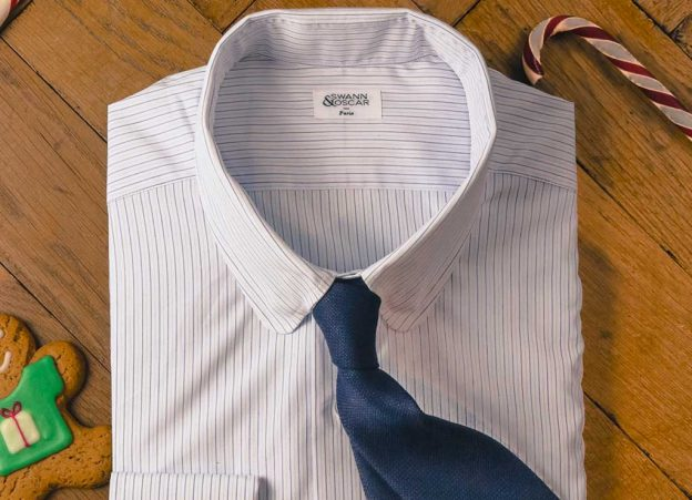 La chemise David & John Anderson