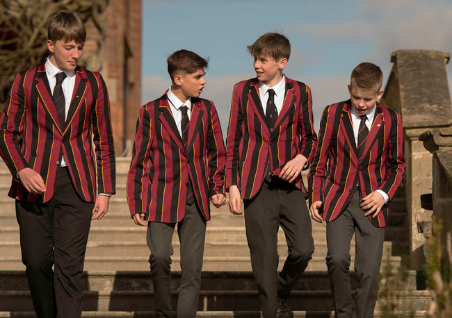 shiplake college students