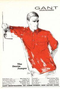 gant popover shirt
