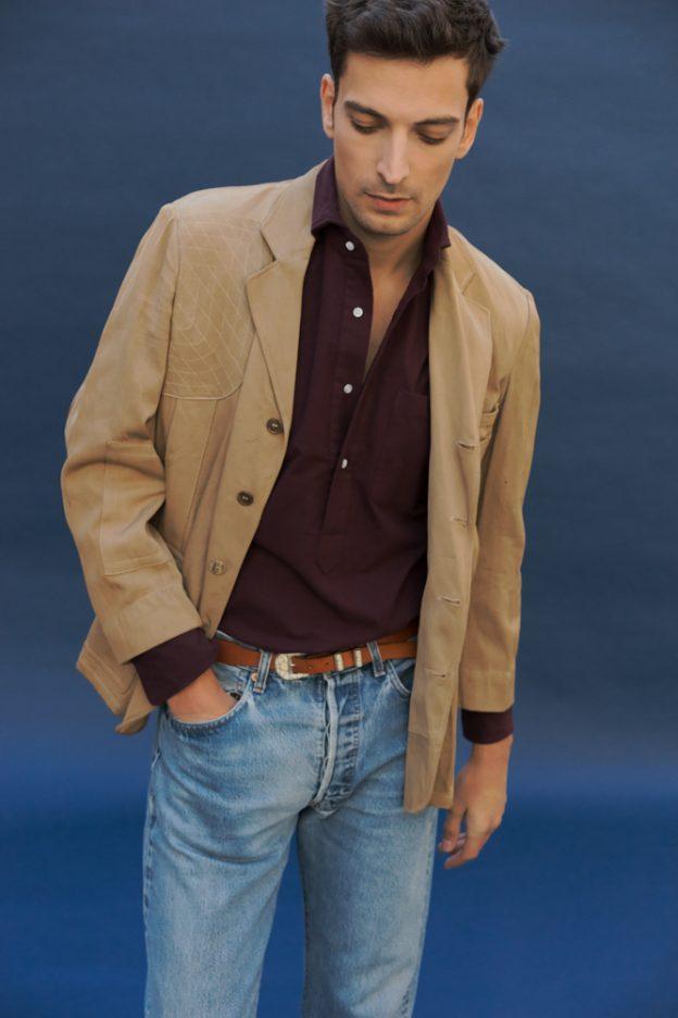 lookbook swann et oscar chemise popover