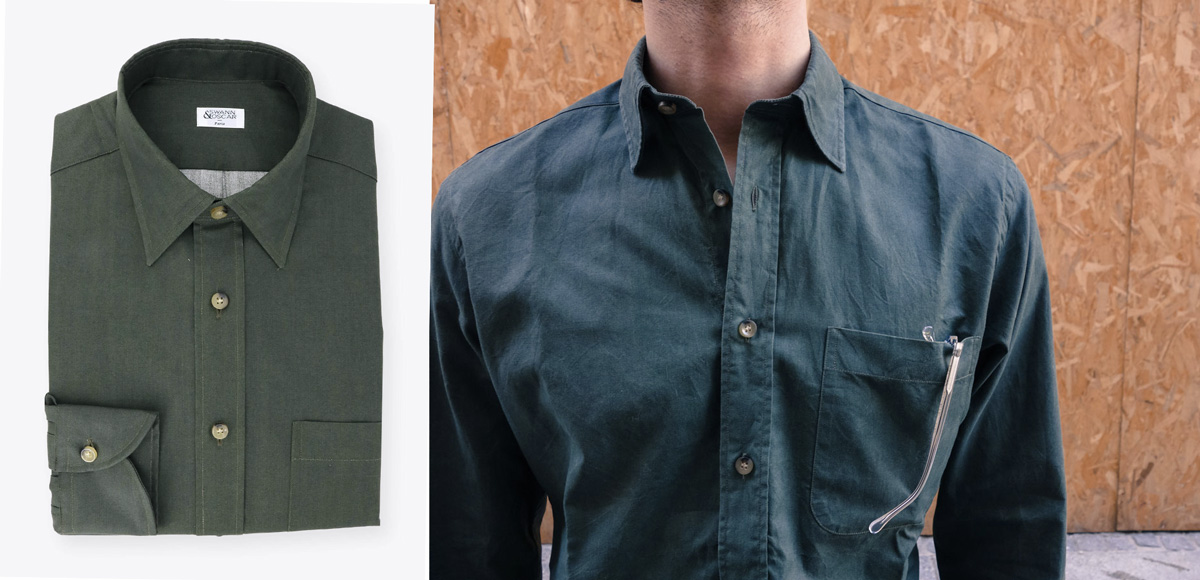 chemise-verte-militaire