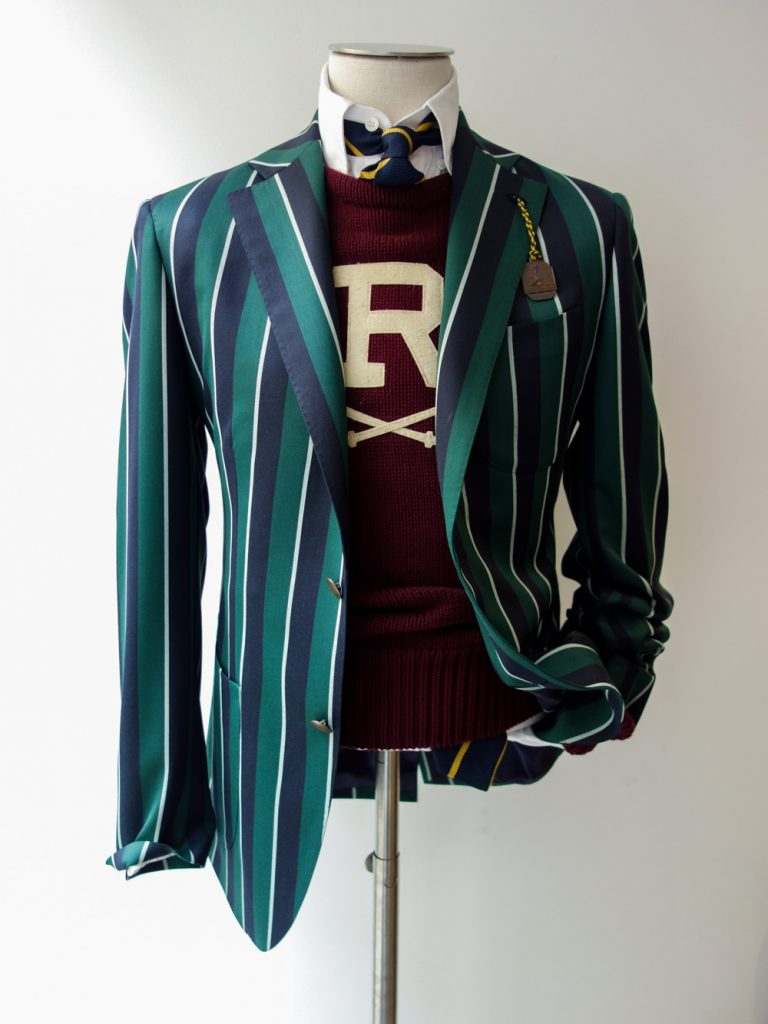 rowing jacket swann et oscar-2
