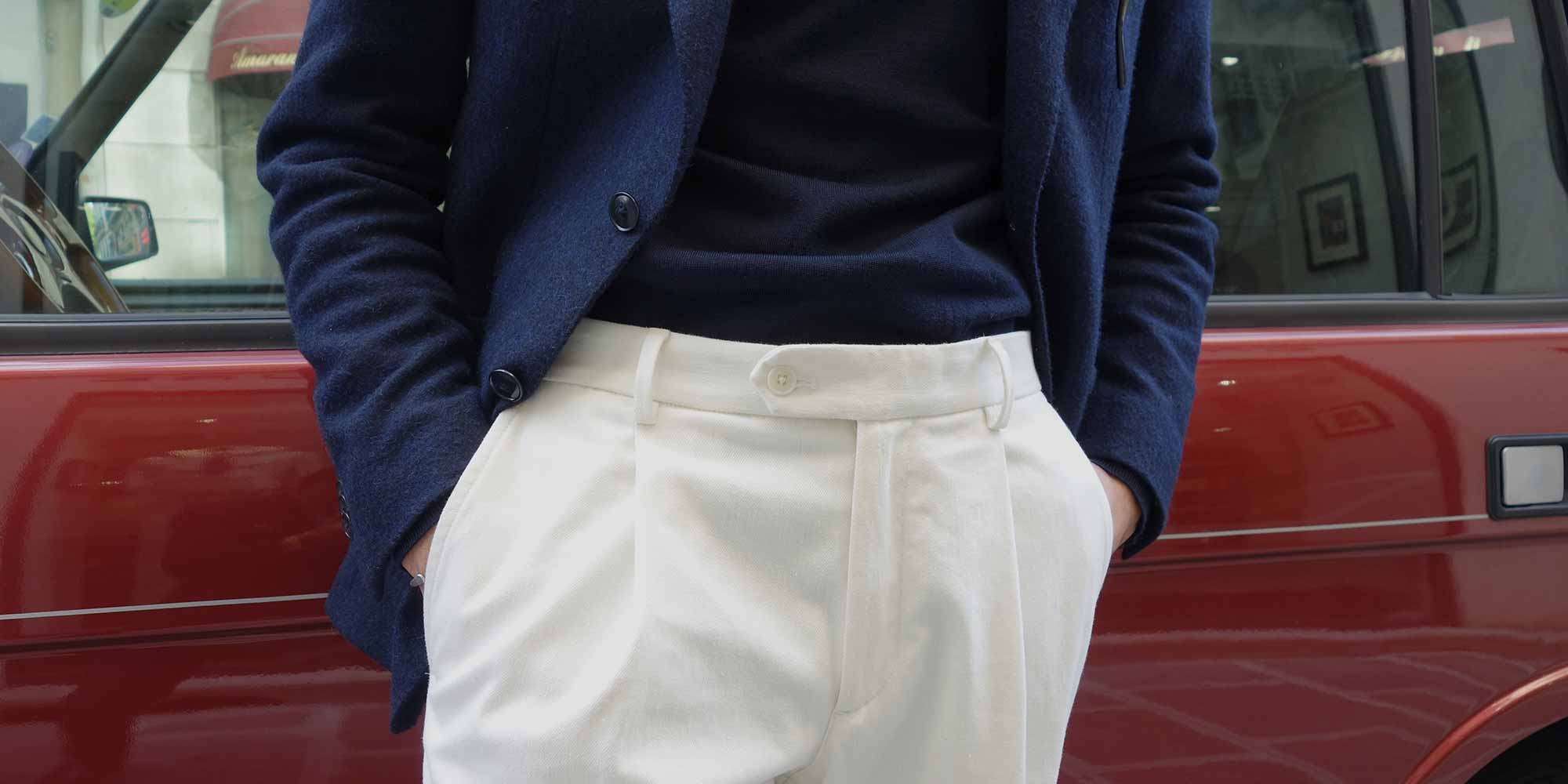 Le pantalon Chino