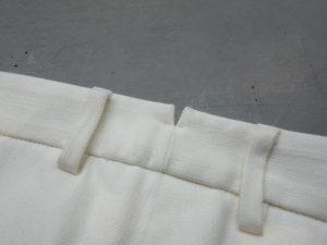 Patte pantalon chino