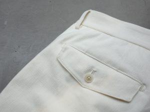 Poche pantalon chino