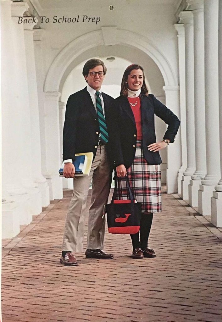 preppy catalogue