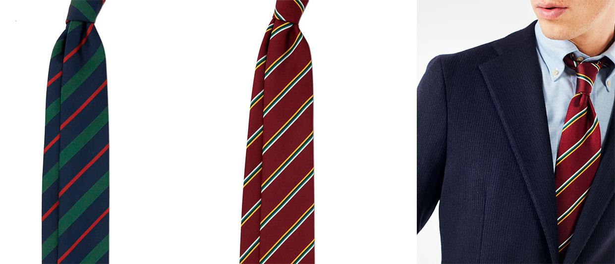 Cravates club